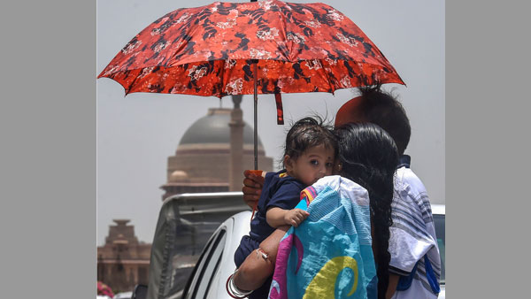 No relief from heat for Delhi-NCR; Rain in Karnataka to reduce