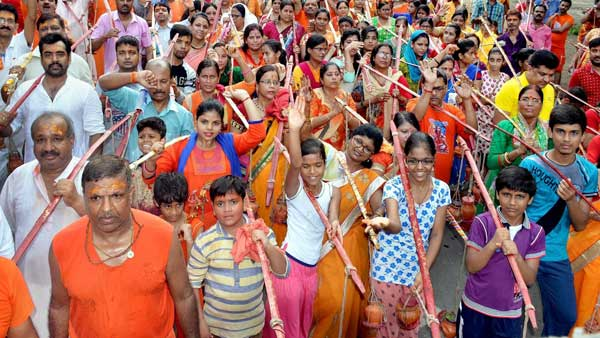 Kanwar Yatra to be guarded by drones, snipers