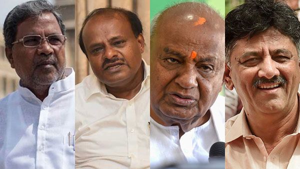 Karnataka: An uncomfortable coalition since day one and why the internal feud must be blamed