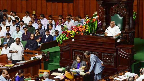 Karnataka: How many times has state been under President's rule, Article 356 explained