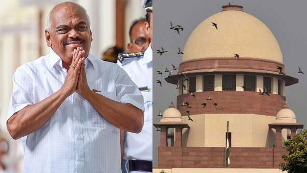 SC orders status quo in Karnataka; No decision by Speaker until Tuesday
