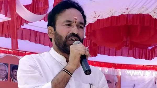 File photo of Kishan Reddy