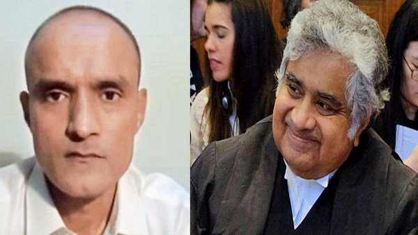 Harish Salve, the lawyer who charged Re 1 to save Kulbhushan Jadhav