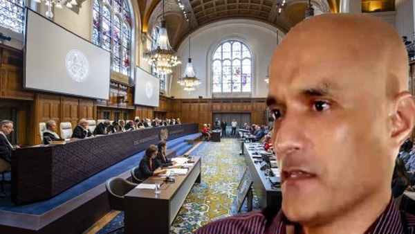 ICJ rules in India's favour 15 votes to 1, suspends death sentence awarded to Kulbhushan Jadhav