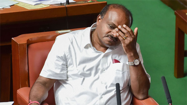Chief Minister of Karnataka, H D Kumaraswamy