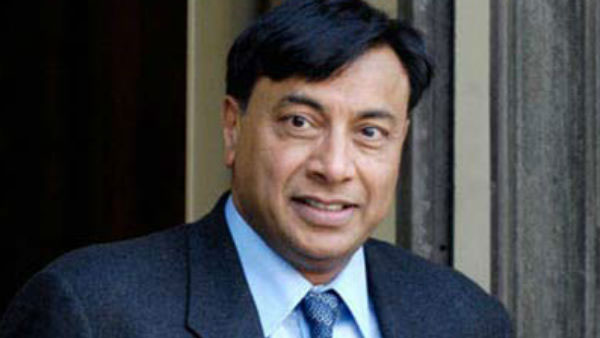 File photo of Lakshmi Mittal