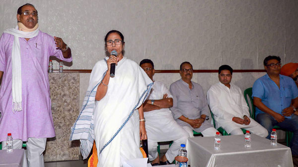 Months after Lok Sabha debacle, Mamata announces Trinamools mass-outreach programme