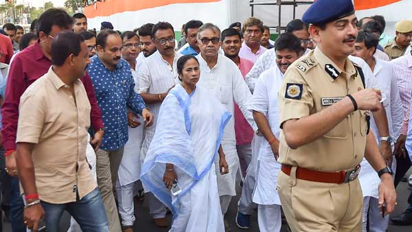 Mamata Banerjee to hold Martyr's Day mega rally in Kolkata, accuses BJP of foulplay