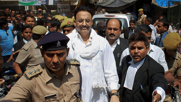 Krishnanand Rai murder case: Jailed don Mukhtar Ansari, others acquitted