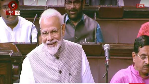 'Budget for new India' inspires hope: PM Modi