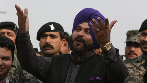 Navjot Singh Sidhu sends resignation to Punjab CM, says it has been delivered