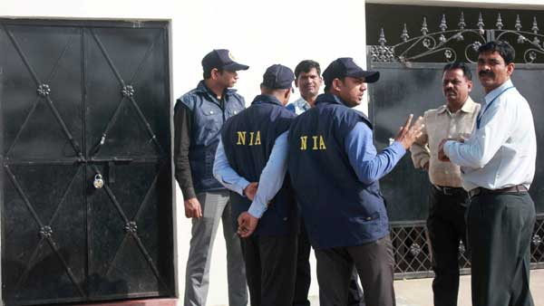NIA recovers incriminating material during search in Lashkar case