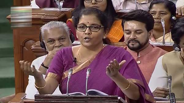 Union Budget 2019: Full text of Nirmala Sitharaman's maiden speech