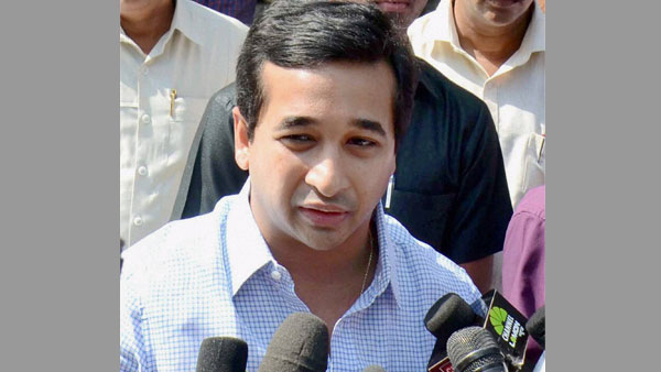 Nitesh Rane and supporters sent to 4-day police custody