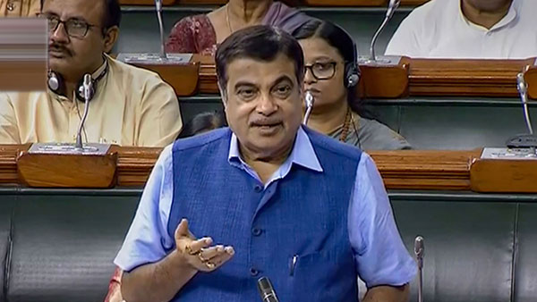 What did Nitin Gadkari say?