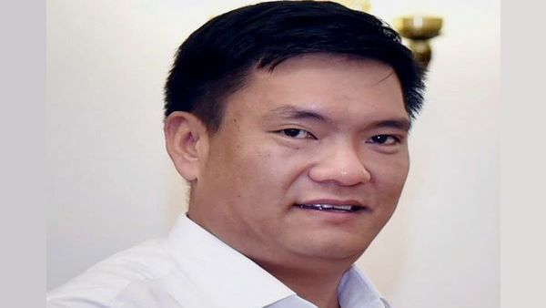 File photo of Pema Khandu