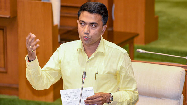 No decision yet on Goa cabinet reshuffle, says CM Pramod Sawant