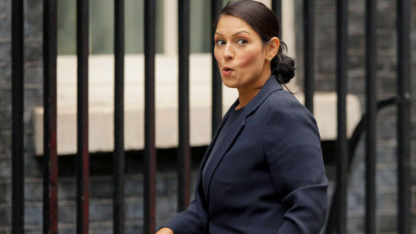 Indian-origin Priti Patel appointed as UKs Home Secretary