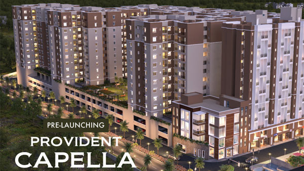Provident Capella, Whitefield: Luxurious homes that engage a child, while appealing to adults