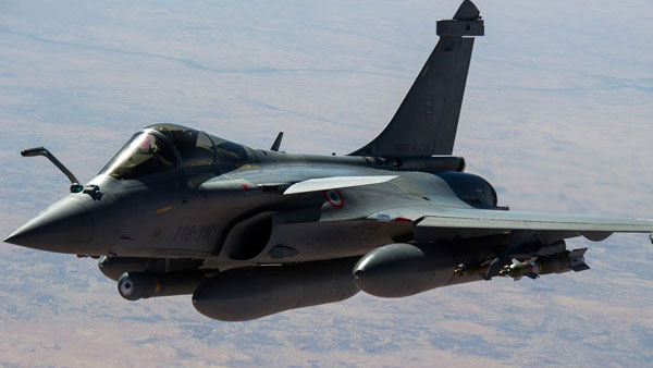 Rafale delivery on schedule says top govt official