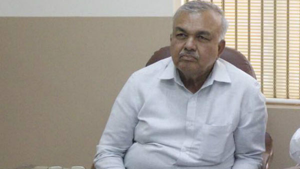 Ill take a call, won't comment now: Ramalinga Reddy on whether he would stick to resignation