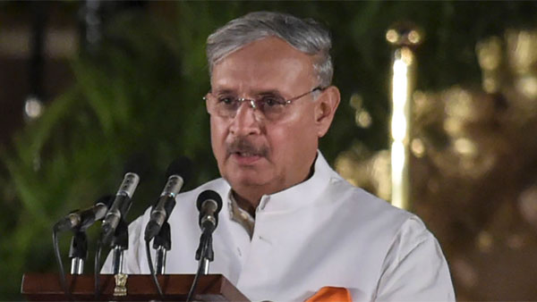Minister of State for Planning and Statistics Rao Inderjit Singh