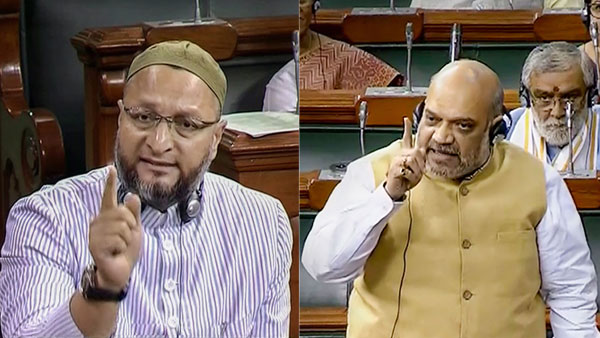 Shah vs Owaisi in Lok Sabha: What is the NIA Amendment Bill all about