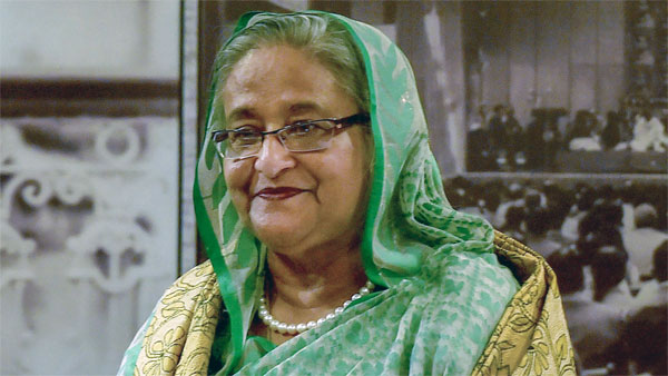 India's internal matter says Bangladesh PM on NRC, citizenship law