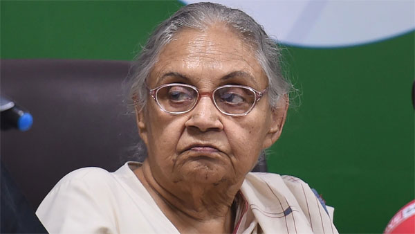 Longest serving Delhi CM and veteran Congress leader Sheila Dikshit passes away
