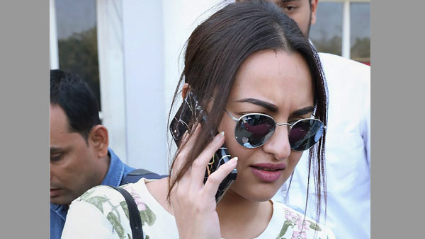 Cheating case: UP police likely to visit Sonakshi Sinha's house again today