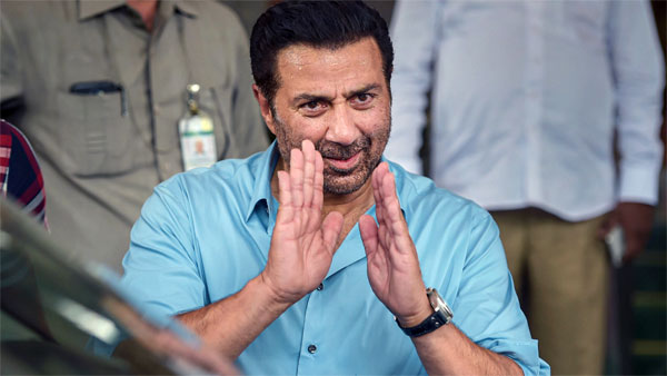 File photo of Sunny Deol