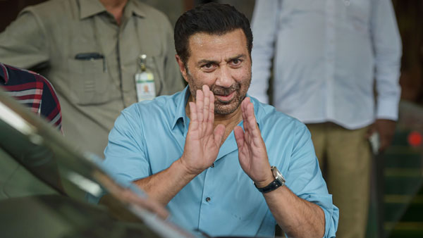 [Unfortunate: Sunny Deol on row over appointing representative]