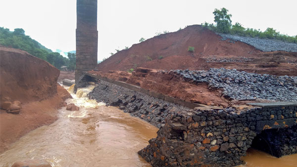 Ratnagiri dam breach: Search operation enters 8th day, 20 bodies recovered so far