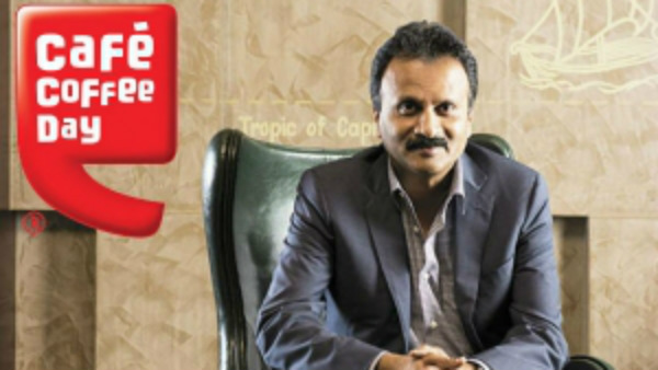 File photo of V G Siddhartha
