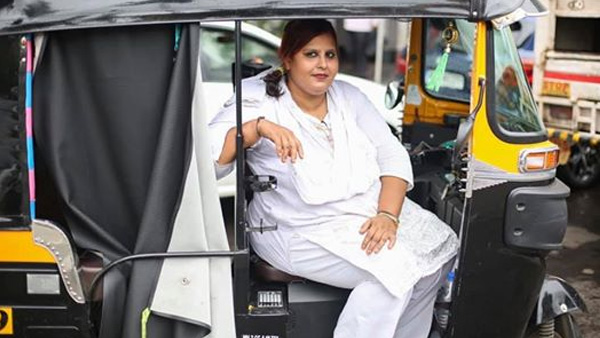 This Dabangg woman auto rickshaw drivers story will make you tear up