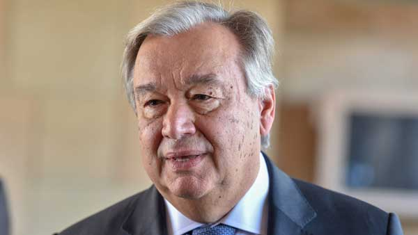 UN chief saddened by loss of life, destruction due to heavy rains in India