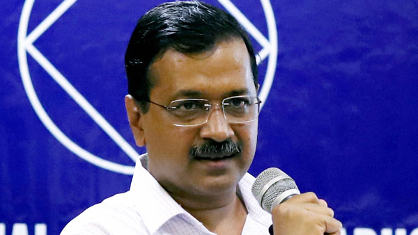 [If NRC is implemented, Manoj Tiwari will have to leave Delhi: Kejriwal]