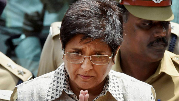 Puducherry's future now in hands of people: Kiran Bedi