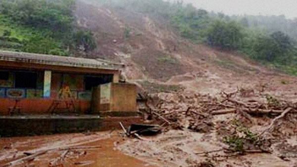 Kerala: 30 feared missing after massive landslide at Kavalappara