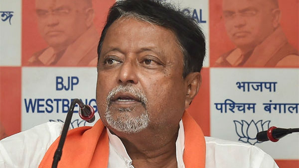 File photo of Mukul Roy