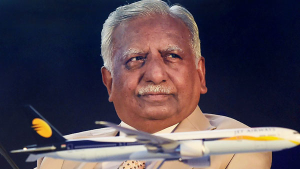 Former Jet Airways chairman Naresh Goyal's premises searched