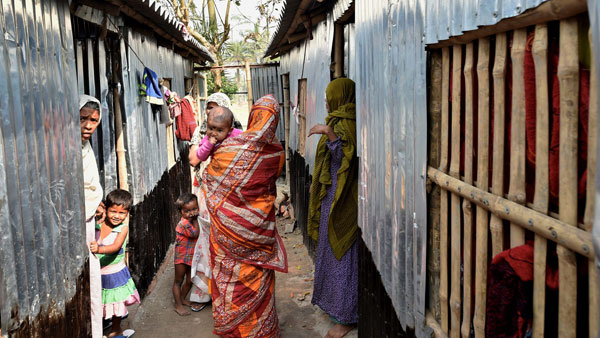 As first batch of Rohingya's get set to return, India hands over 250 houses