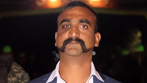 IAF pilot Abhinandan Varthaman, captured by Pakistan, to be awarded Vir Chakra on I-Day