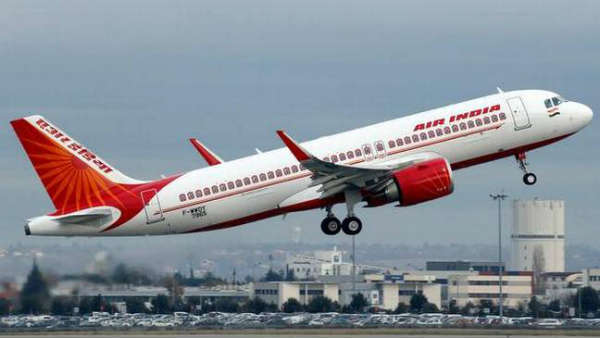 File photo of Air India