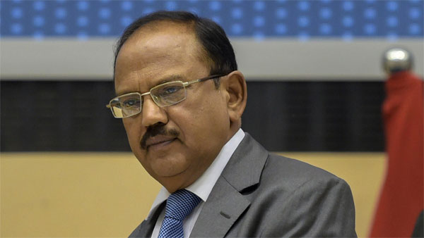File photo of Ajit Doval