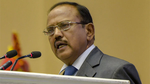 Apple trucks, bangles: NSA Doval on intercepted messages from Pak