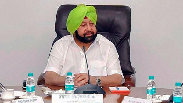 [Best decision under circumstances: Amarinder on Sonia Gandhi being named interim Congress president]