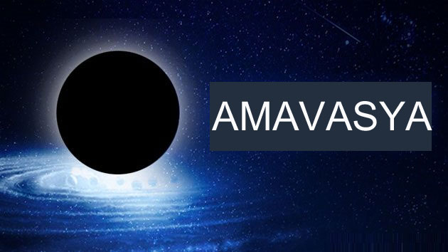 2019 Amavasya dates, start end time