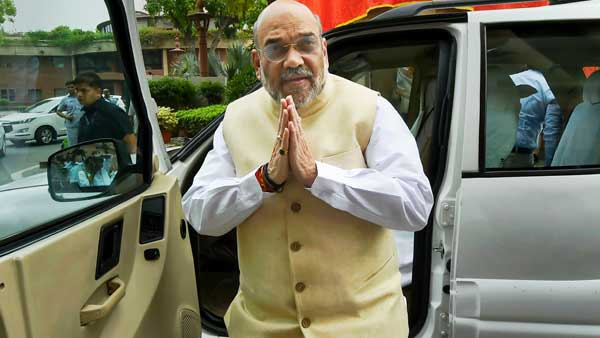 [Amidst turmoil, Amit Shah to make much anticipated visit to J&K]