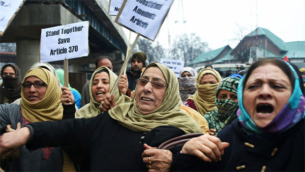 Article 370 revoked: US-based Muslim group to protest in front of Indian Embassy
